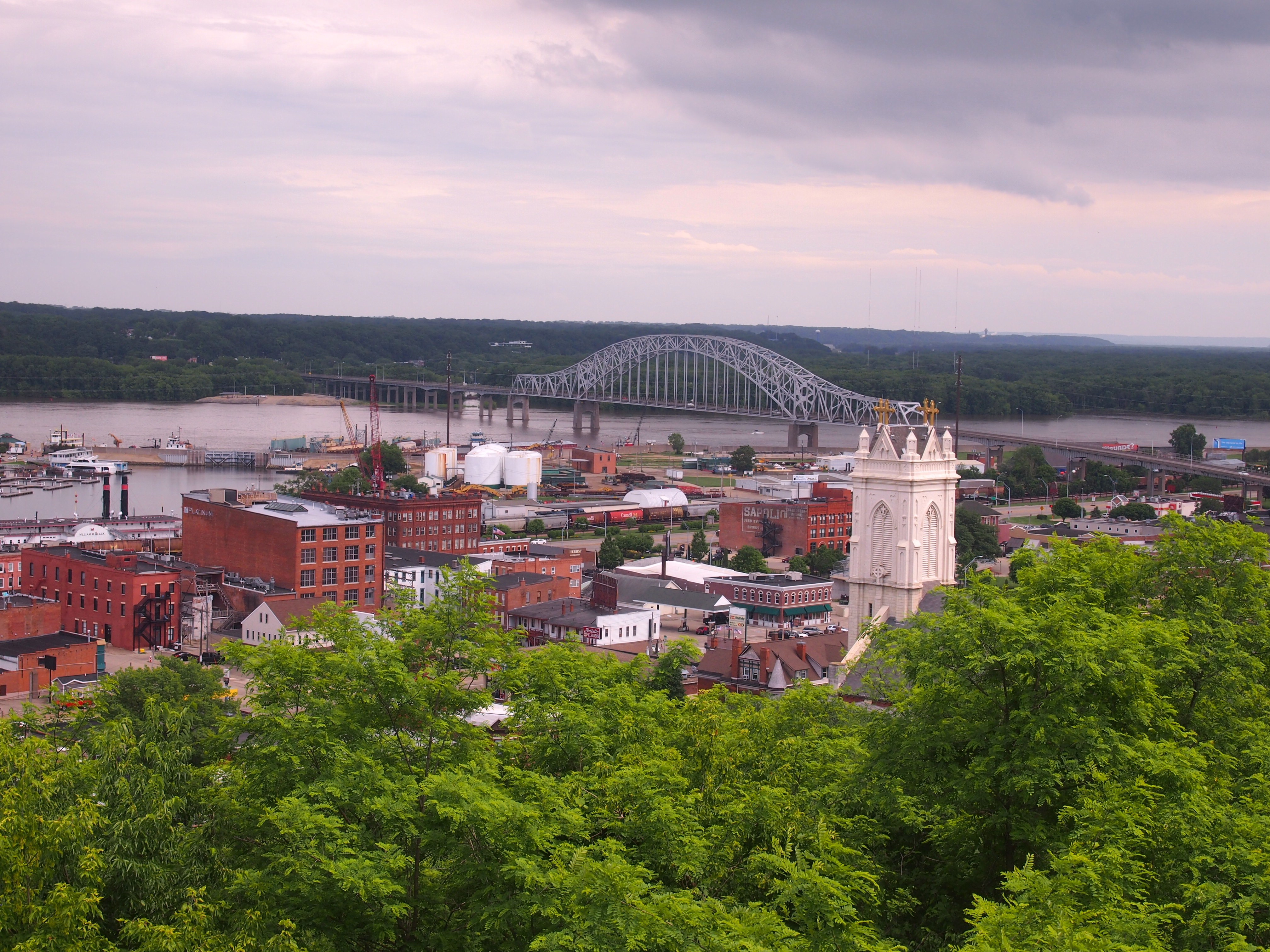 Dubuque, June 2014