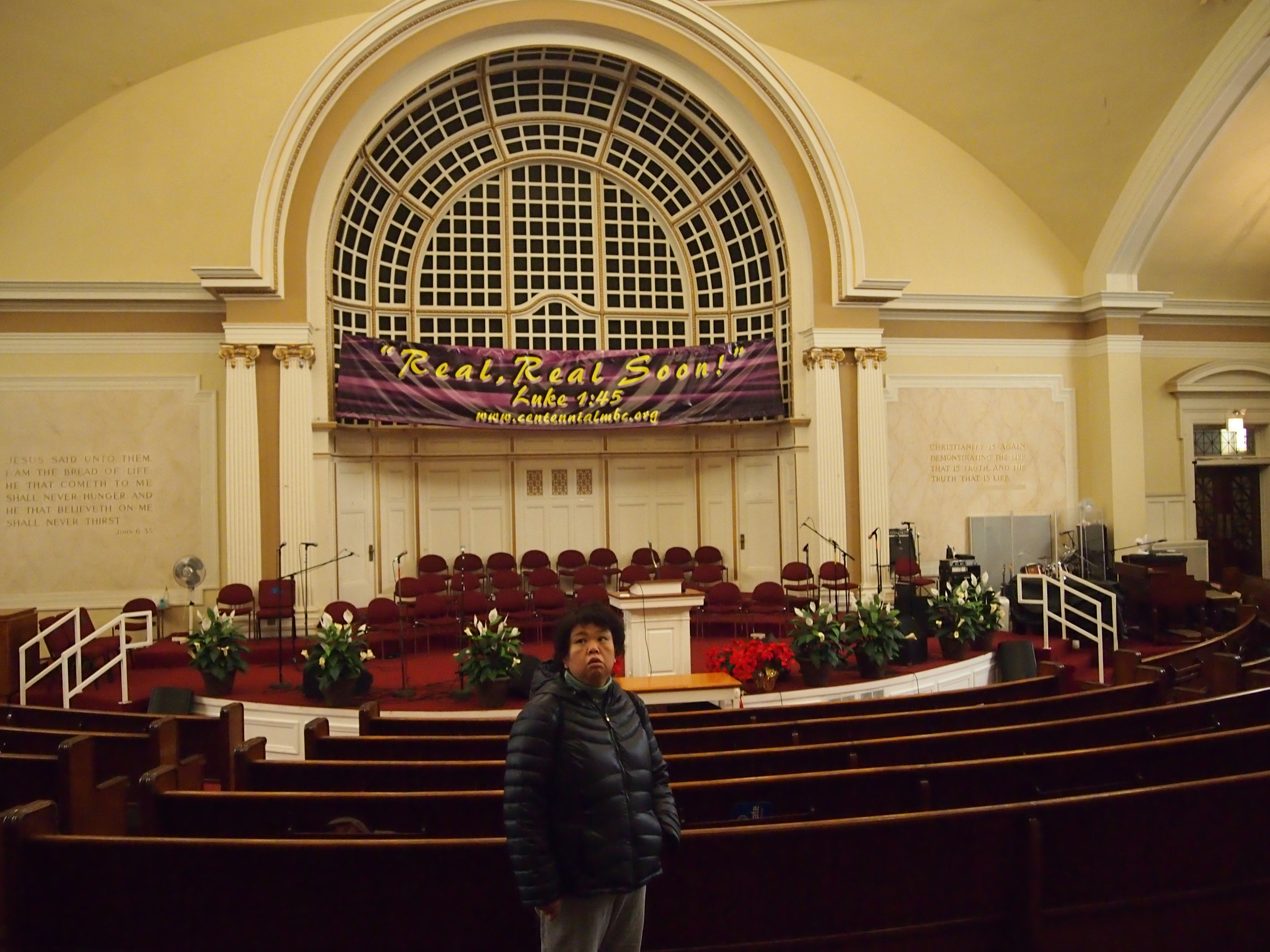 Three Bronzeville Churches Been There Seen That