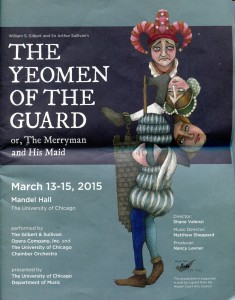Yeomen of the Guard 2015