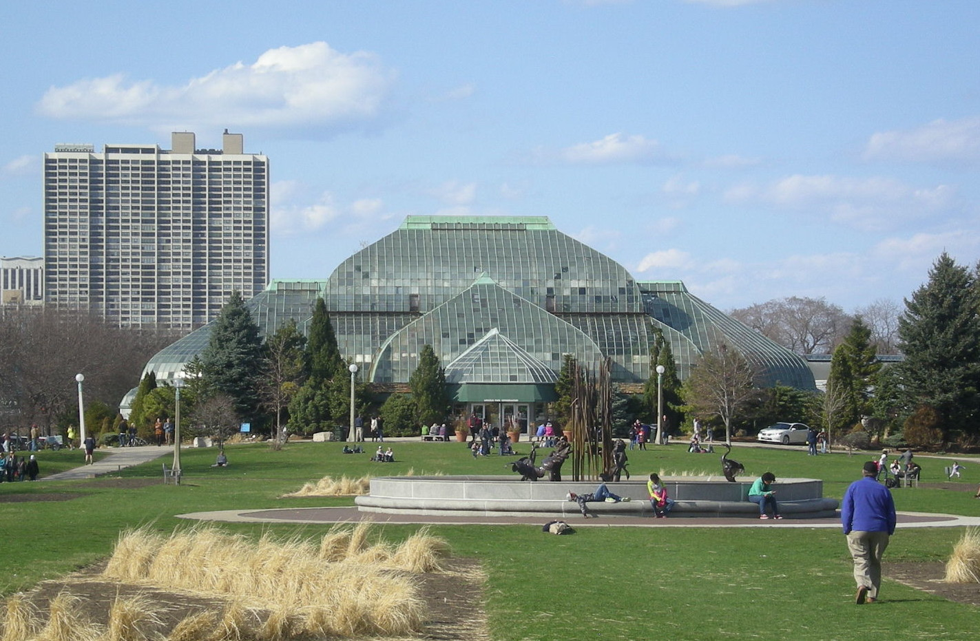 Lincoln Park Conservatory 2015