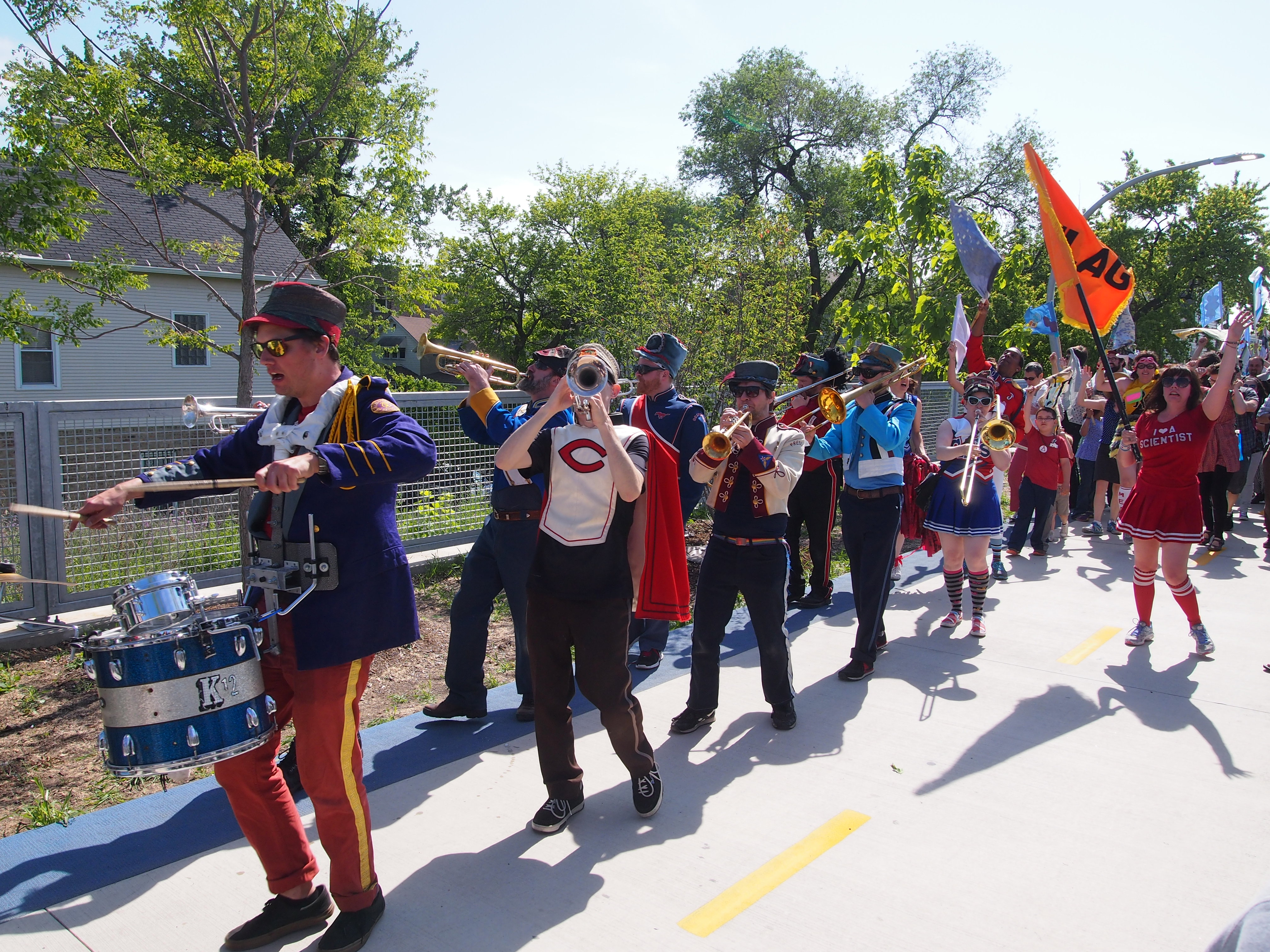Parade on the 606, 06-06