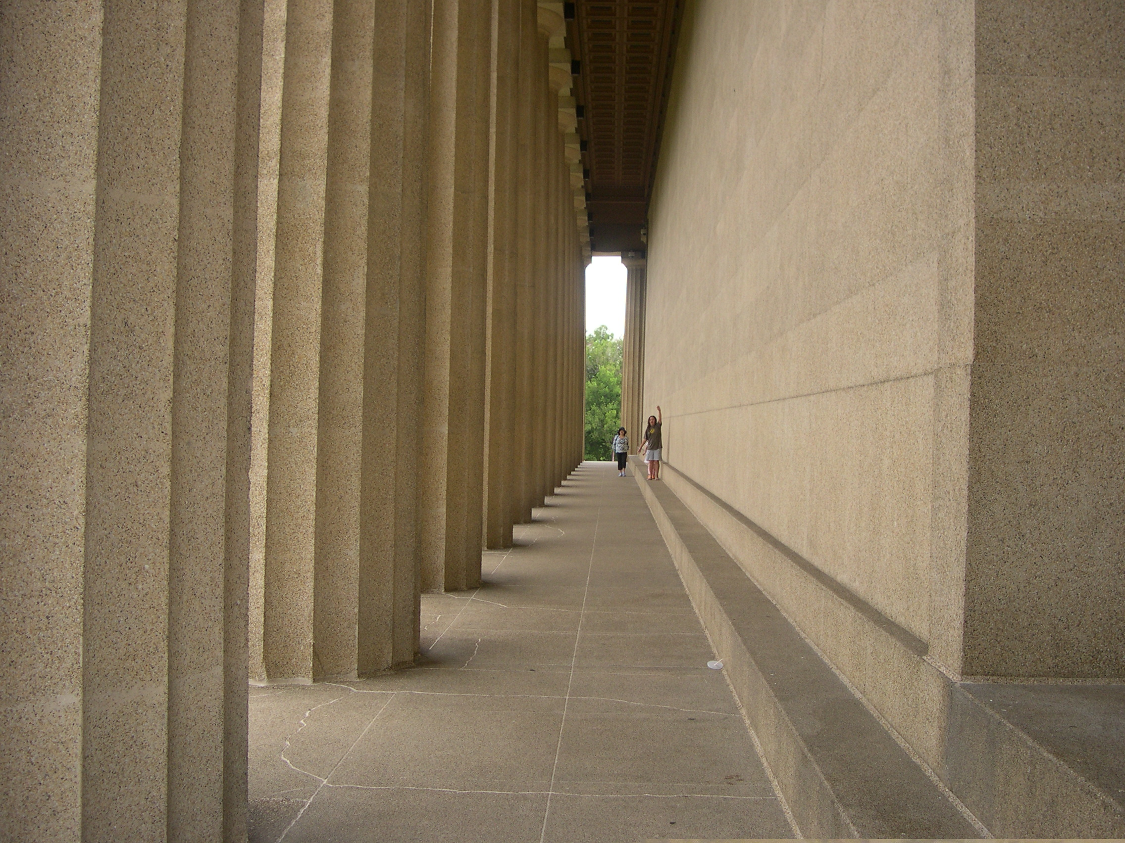 Parthenon, June 2008