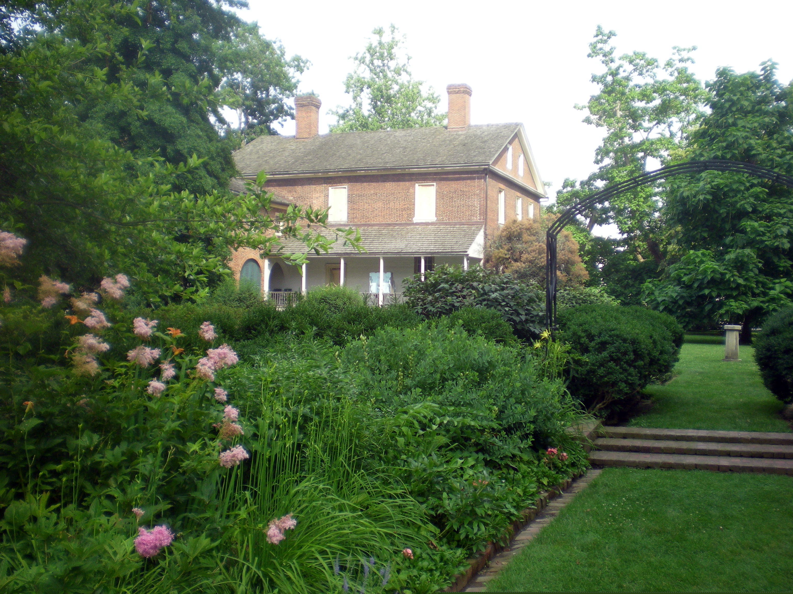 Libery Hall, July 2008