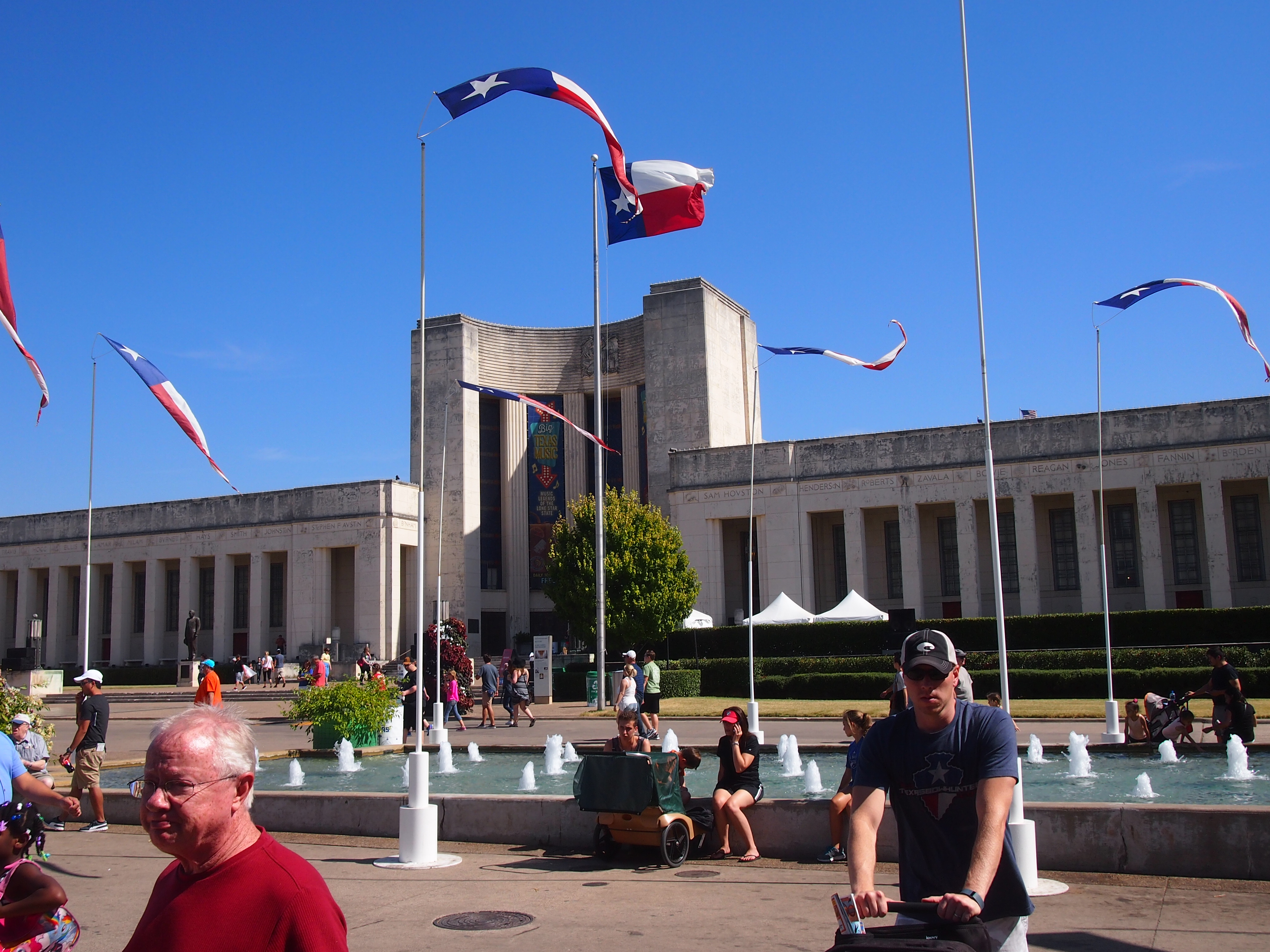 Hall of State, Fair Park