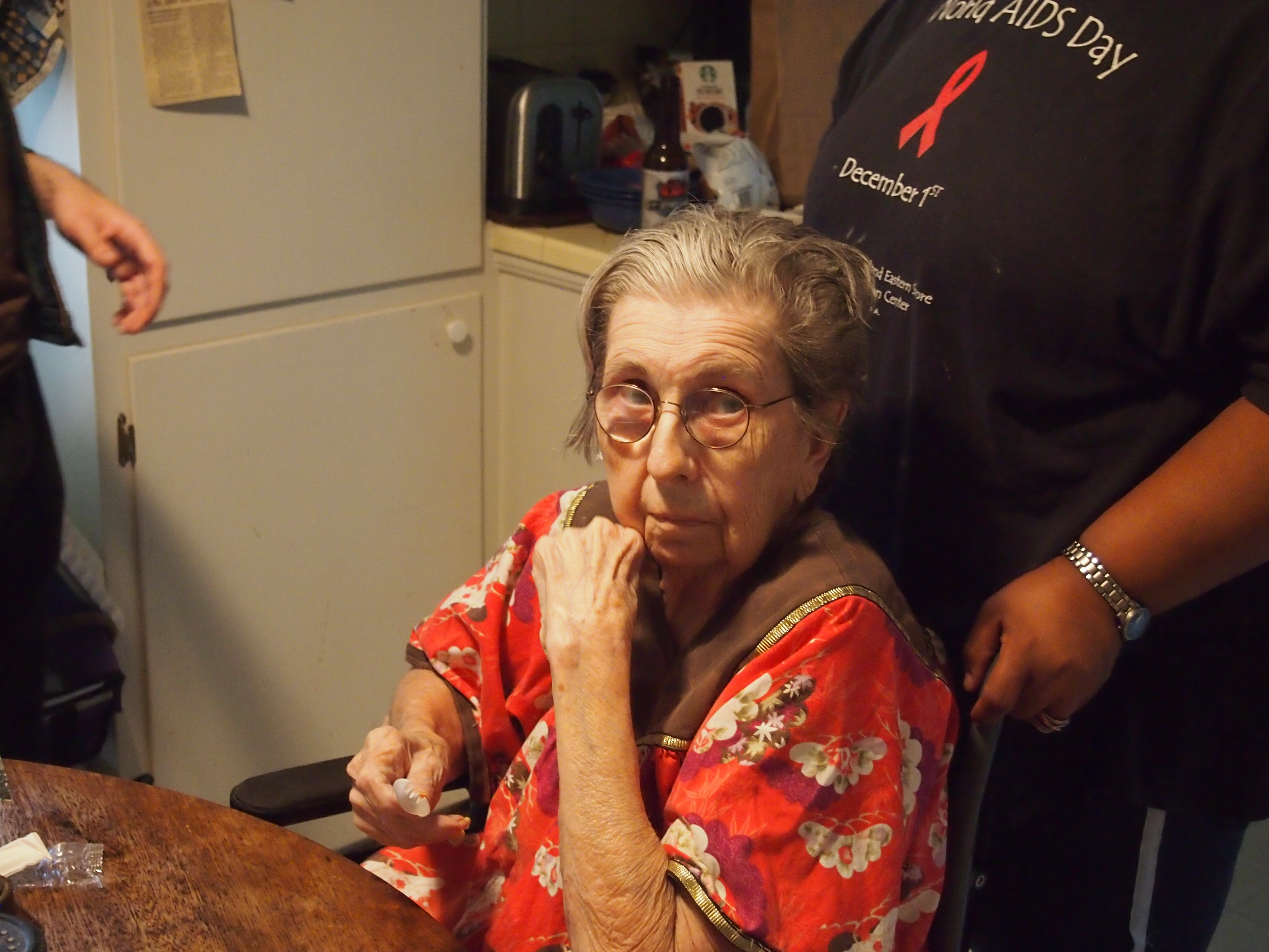 Jo Ann Stribling, 90th birthday