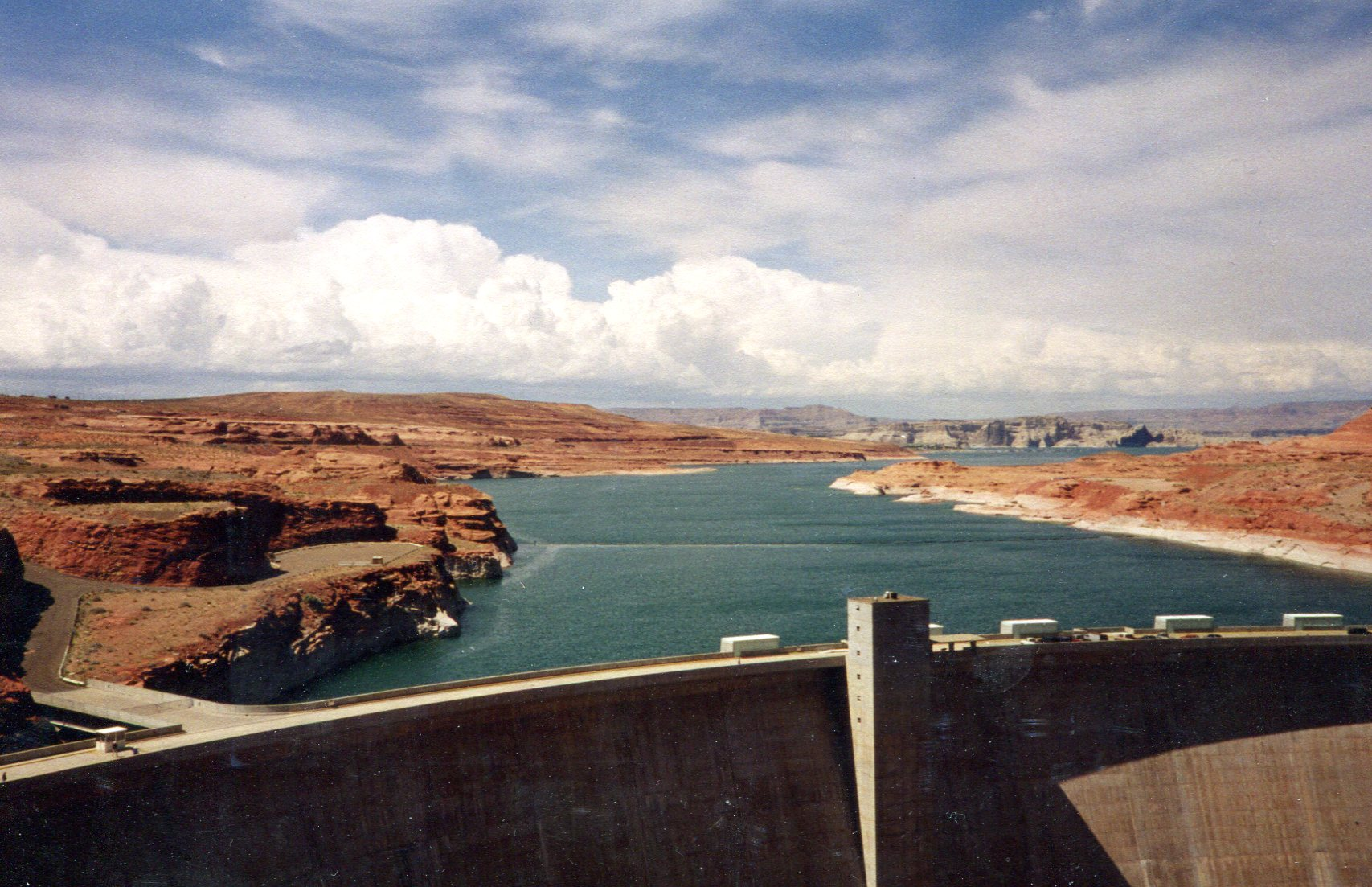 Glen Canyon Dam 1997