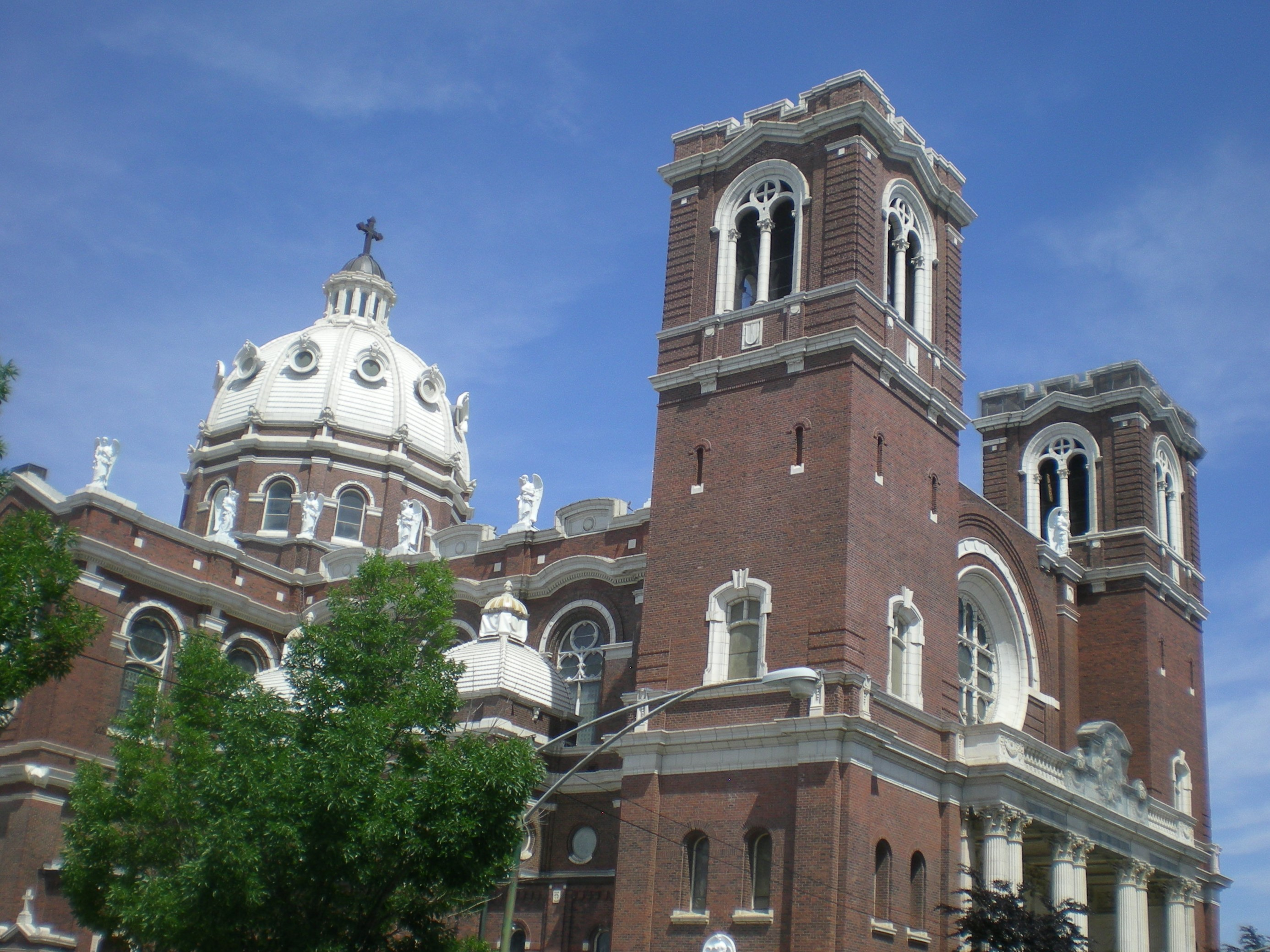St. Mary of the Angels, Chicago