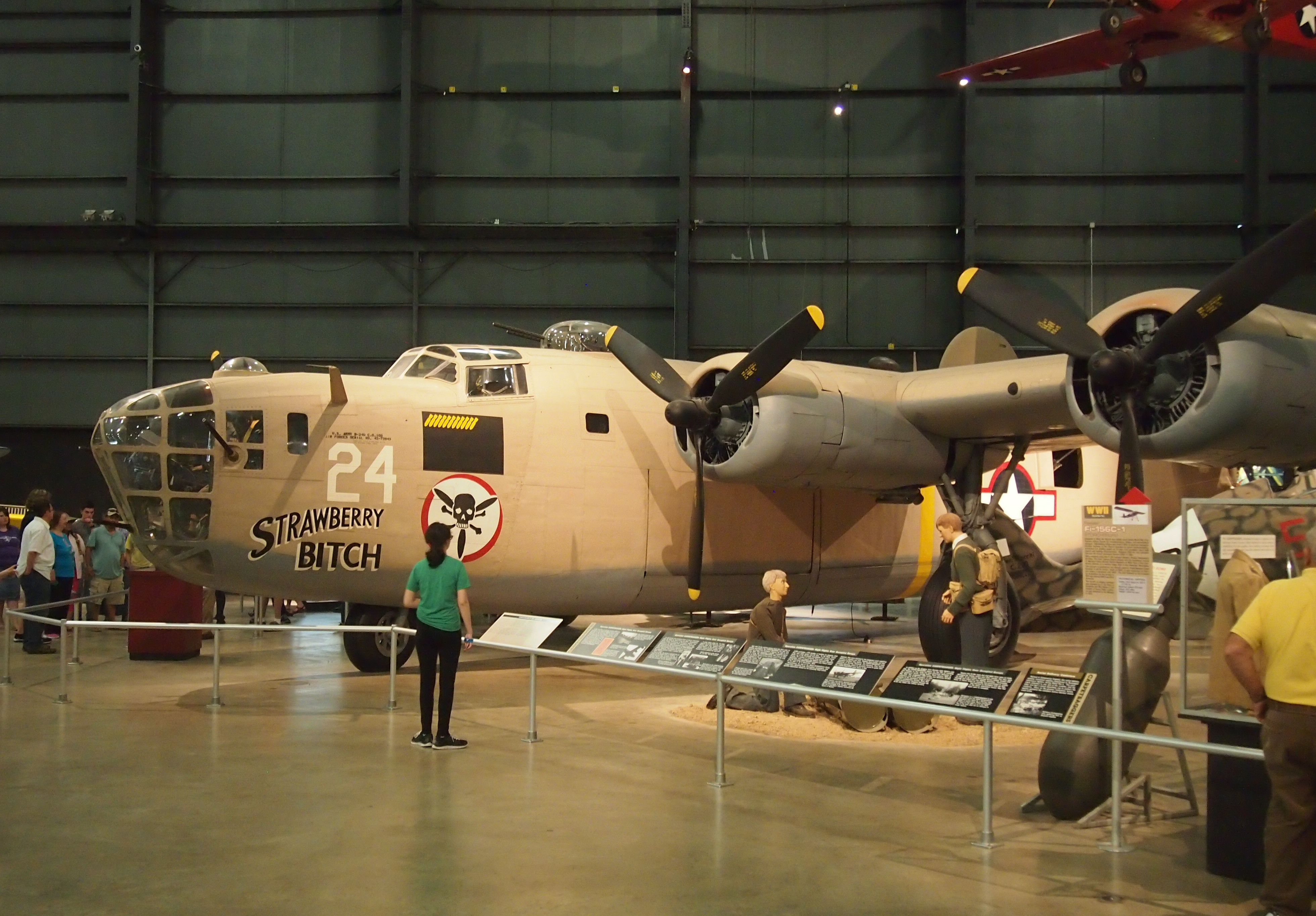 The National Museum Of The US Air Force Been There Seen That - Us air force museum