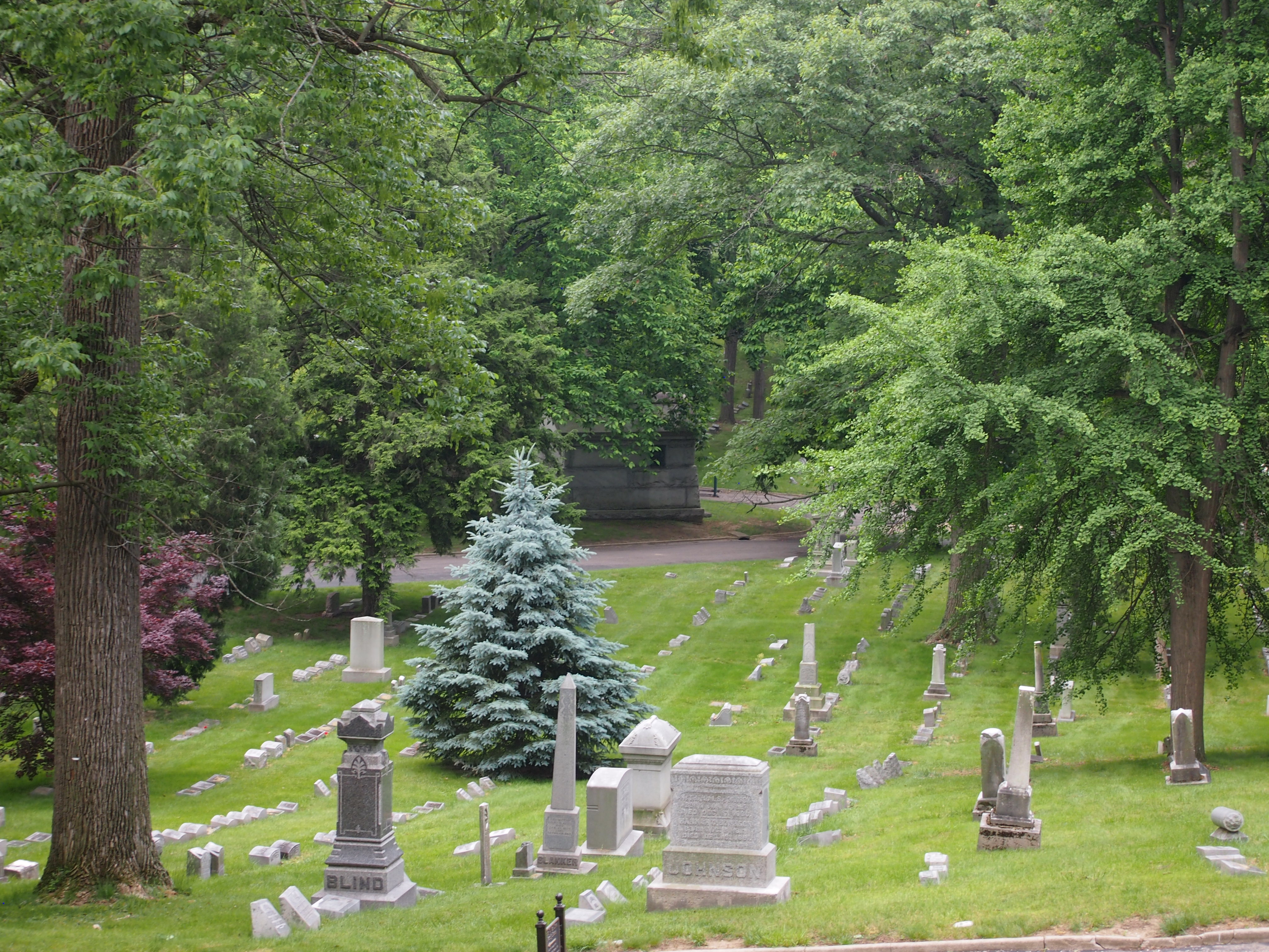The Woodland Cemetery And Arboretum Dayton Been There
