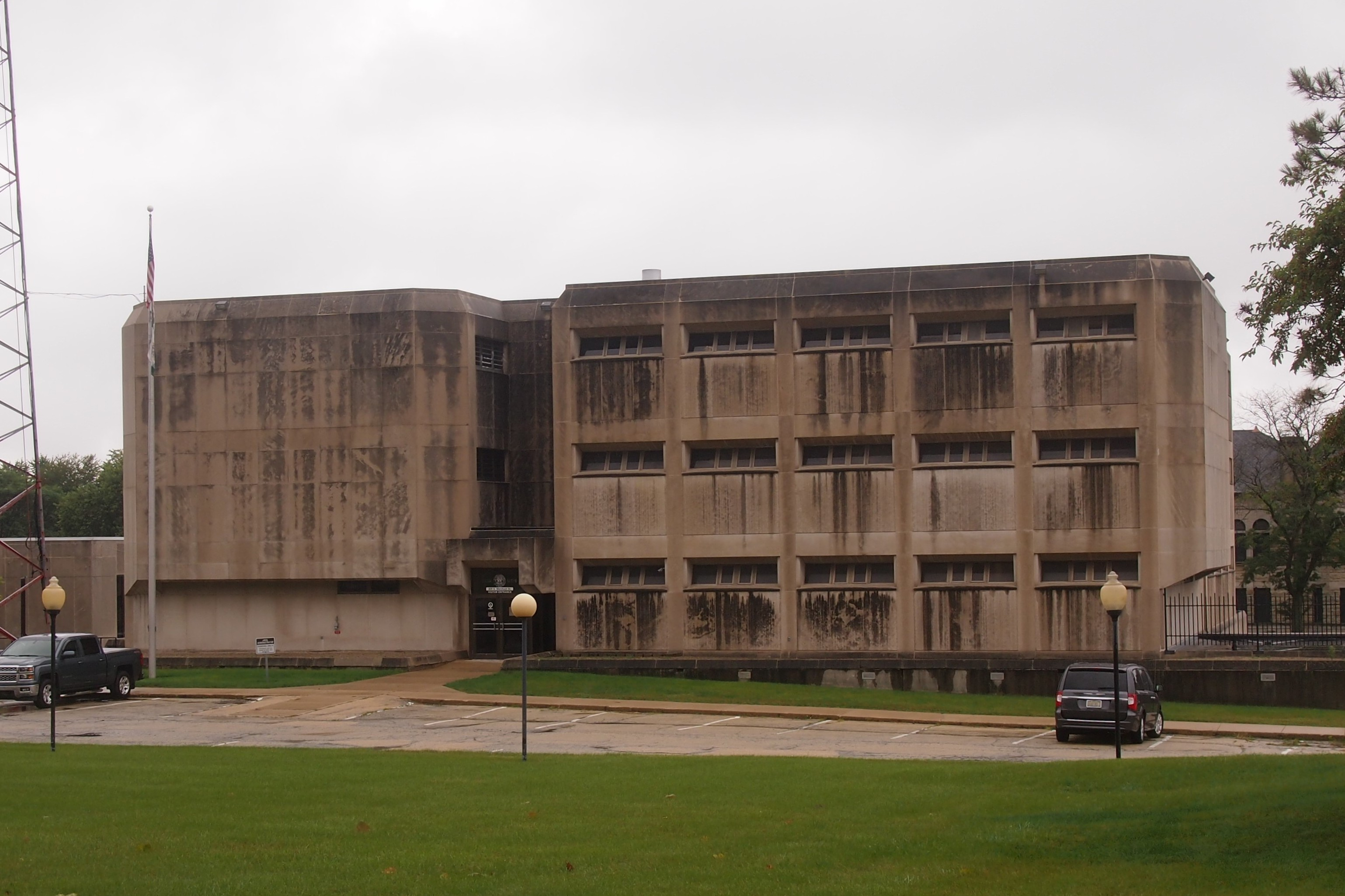 Kankakee County jail