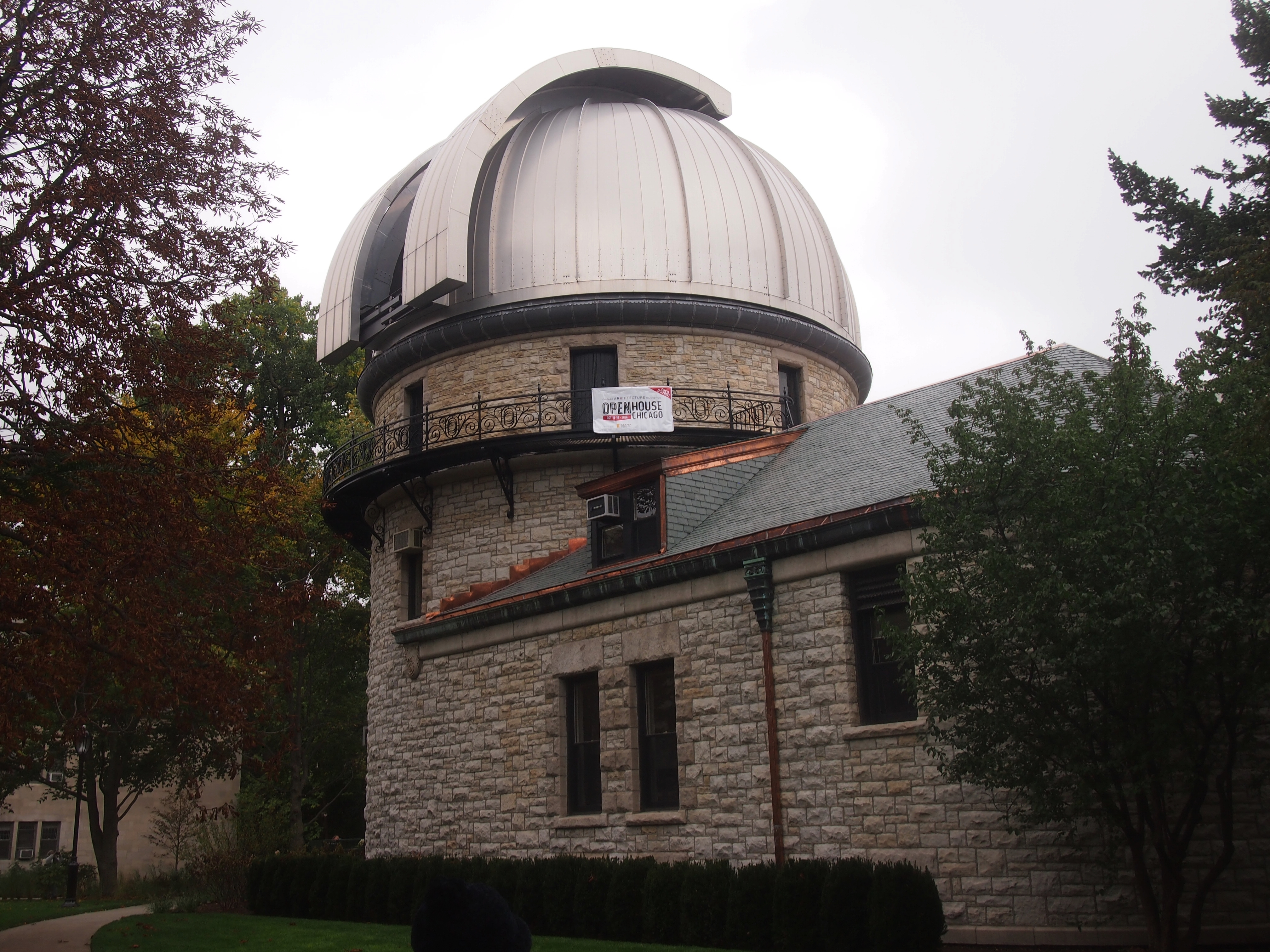 Dearborn Observatory 2016