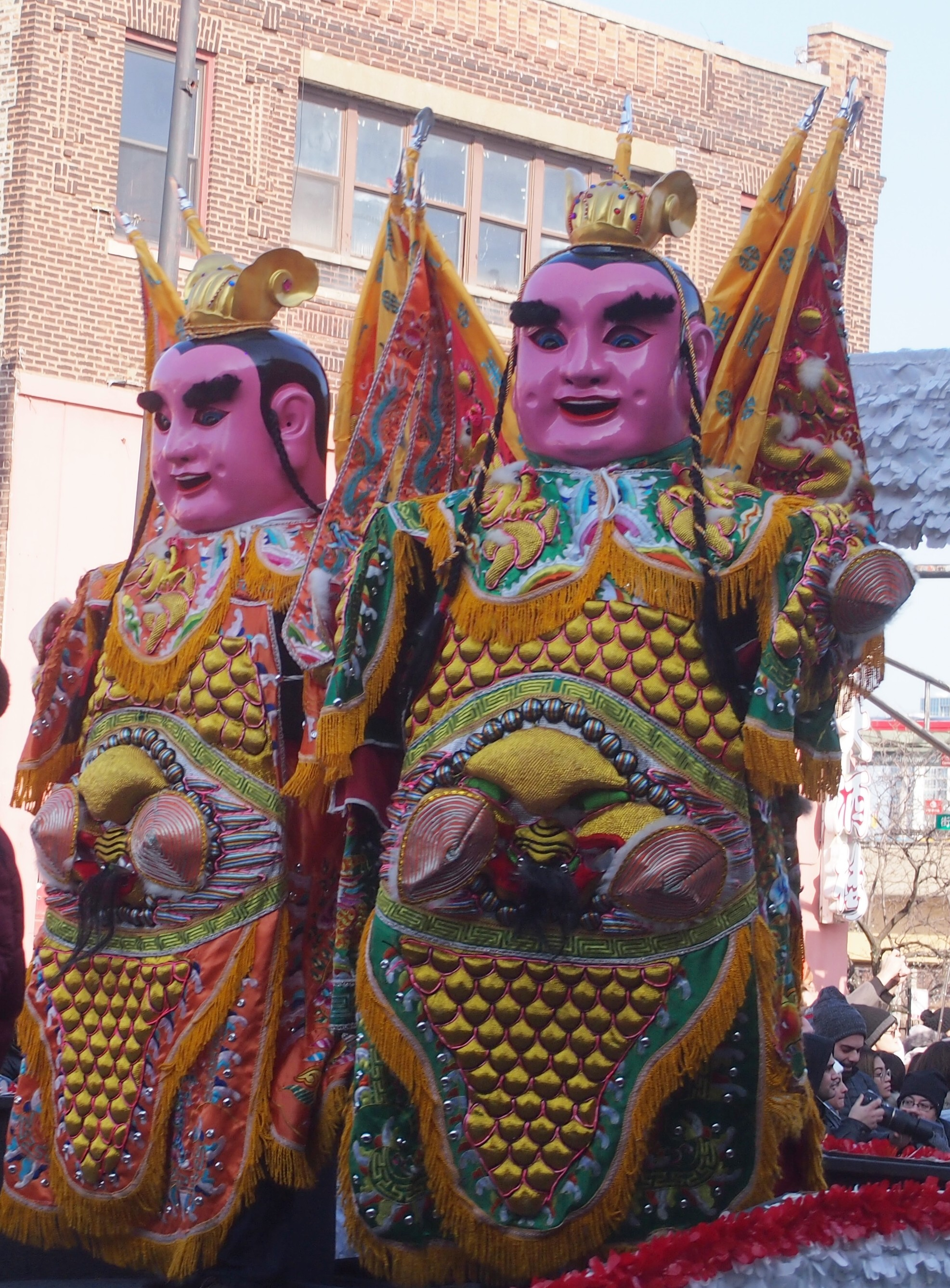 The 2017 Chicago Chinatown Lunar New Year Parade