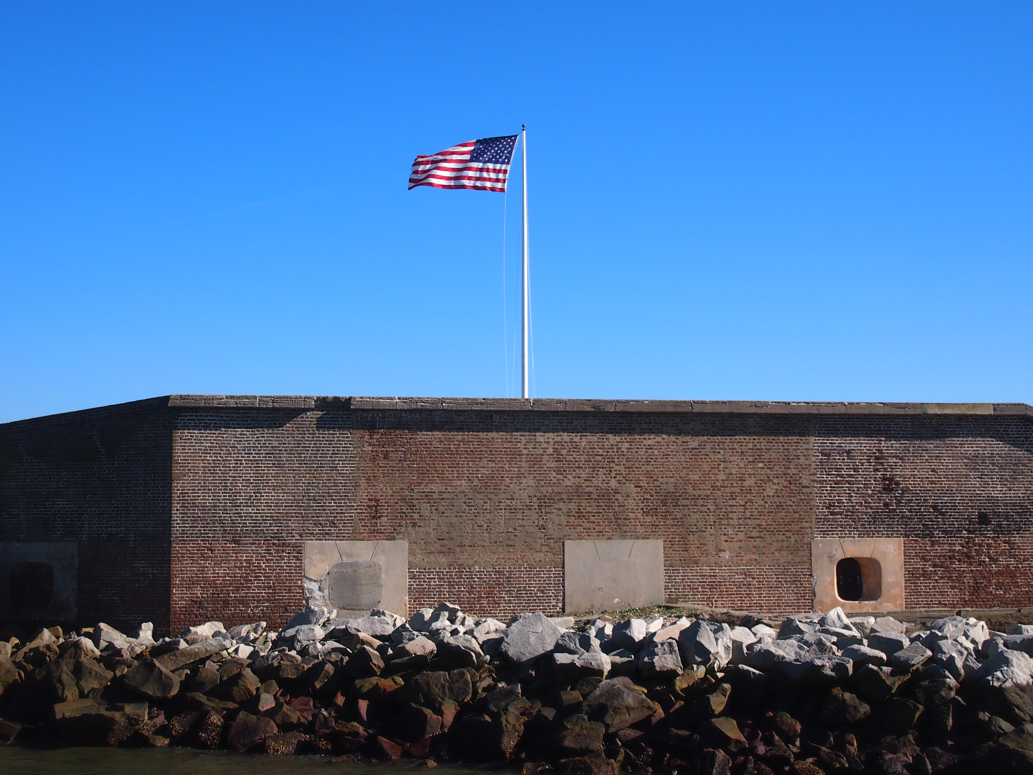 Ft Sumter 2017