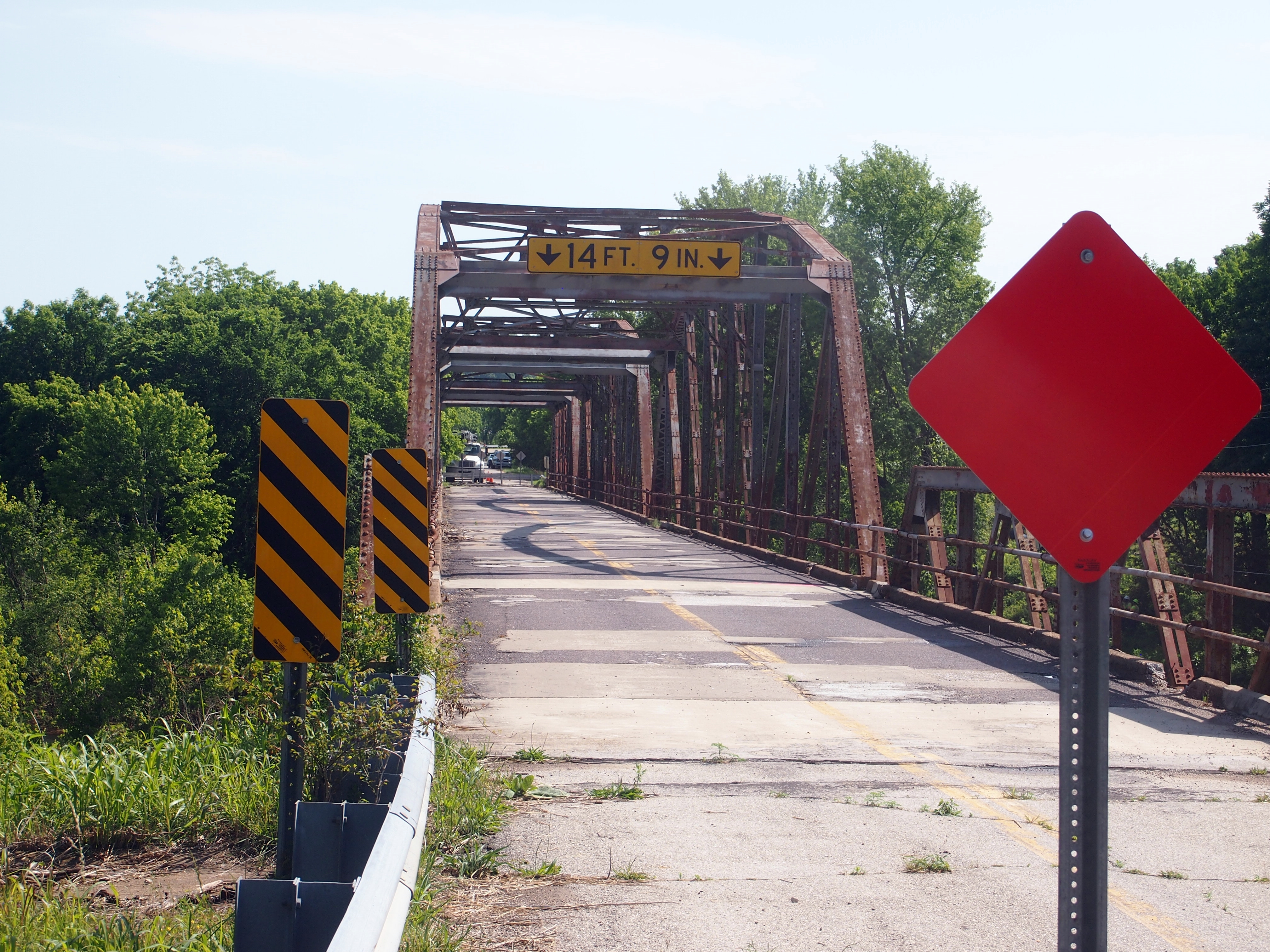The Gasconade River Bridge, Route 66
