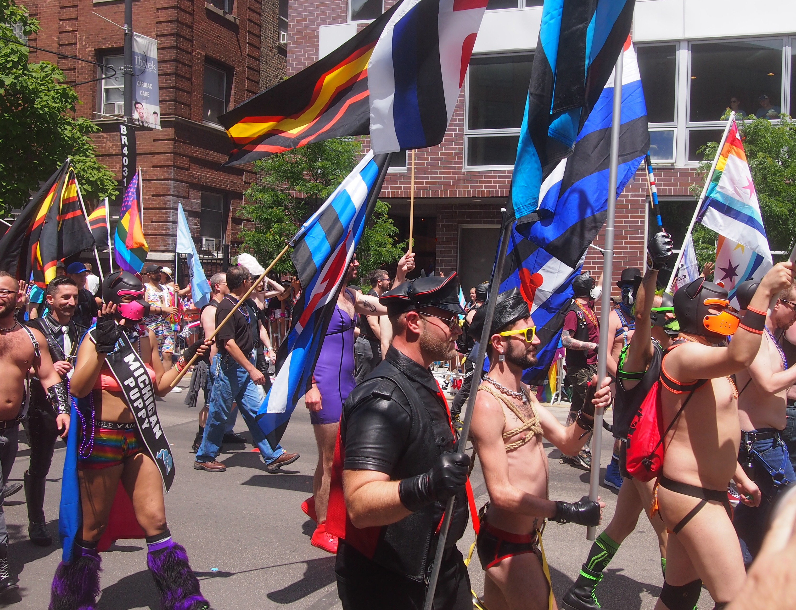 Chicago Pride Parade 2017