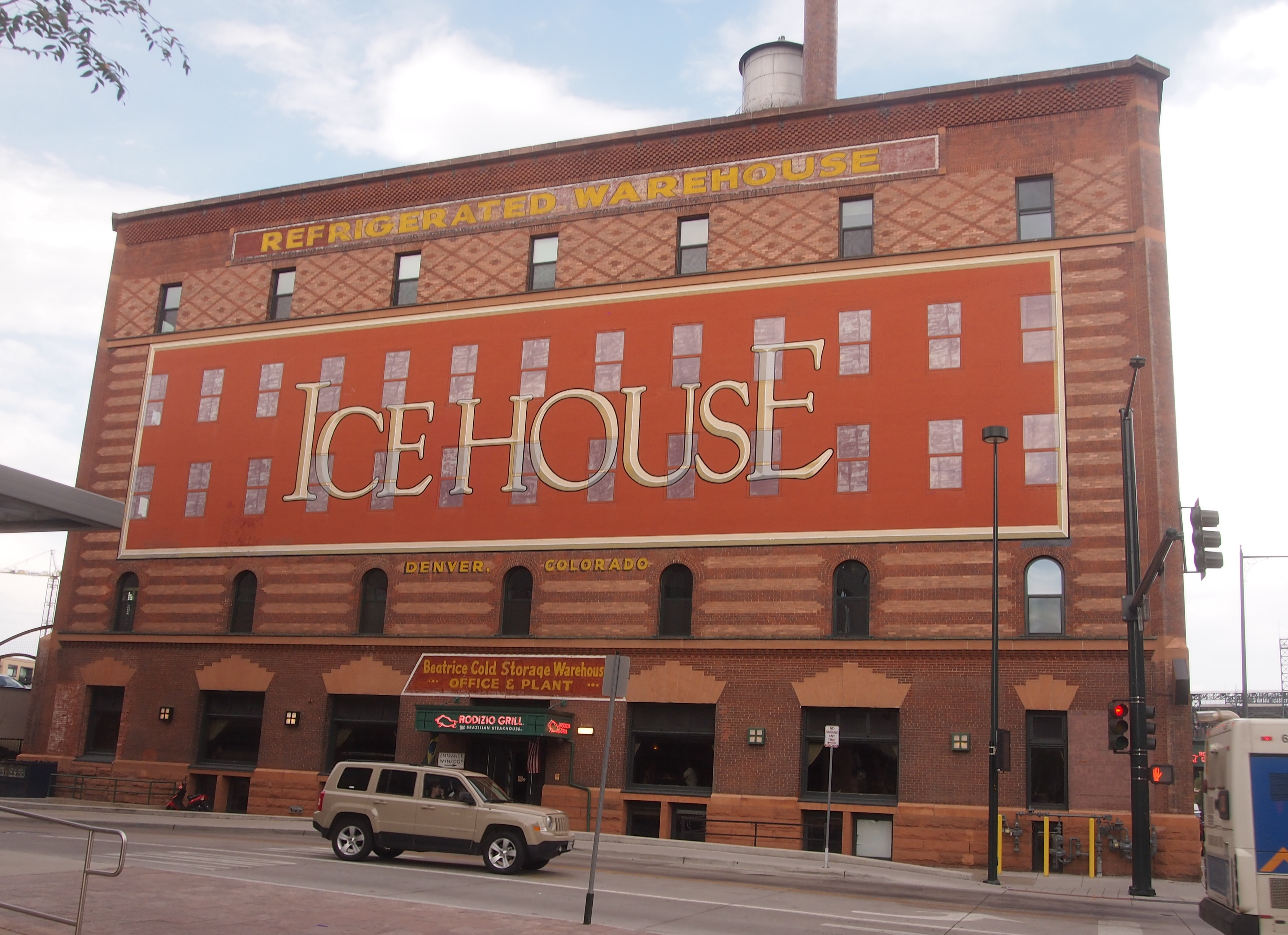 LoDo Denver 2017 Ice House