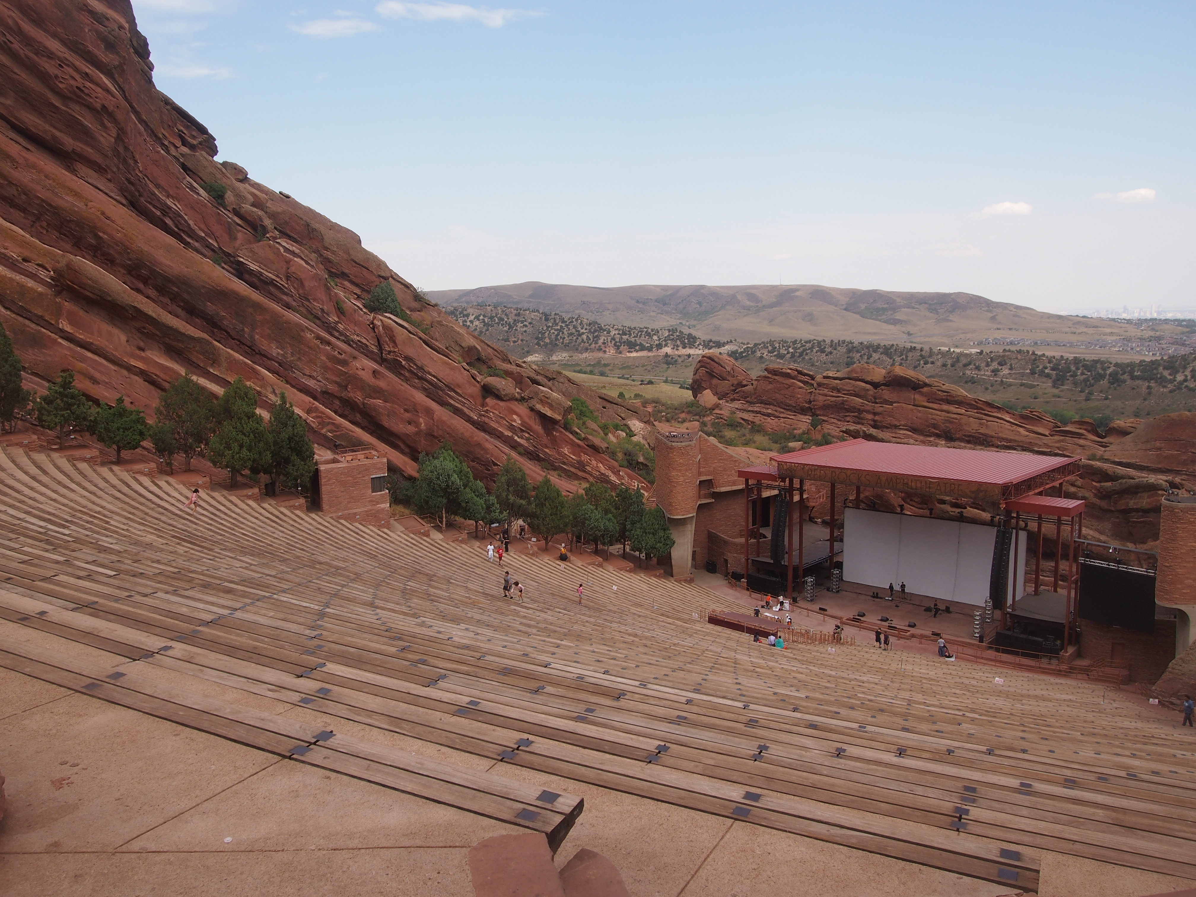 Red Rocks Amphitheatre 2017