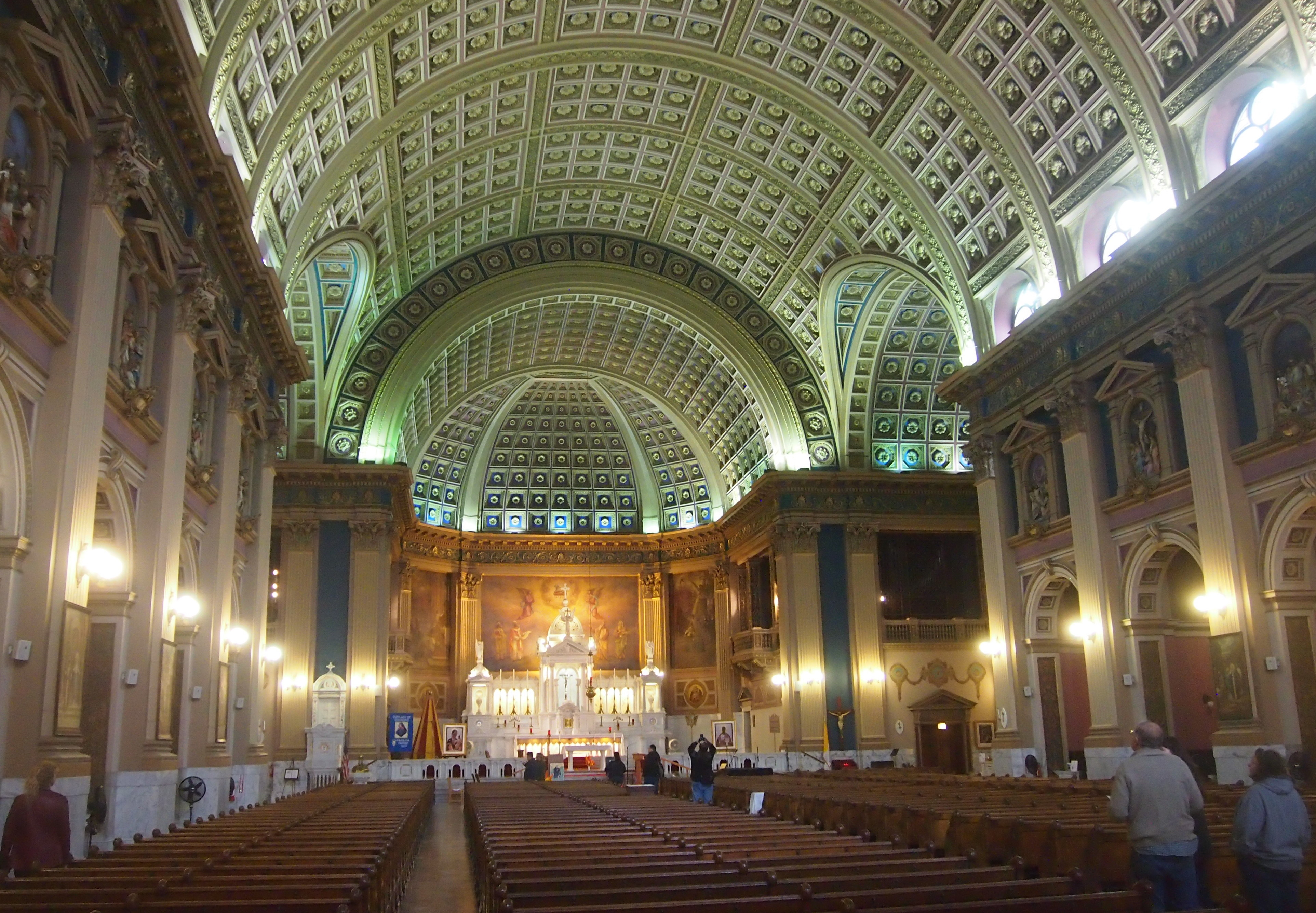 Our Lady of Sorrows Basilica, Chicago